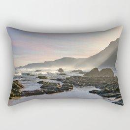 The Costa Vicentina at dawn Rectangular Pillow