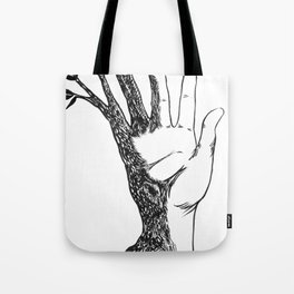 Natural Connection Tote Bag