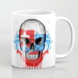 To The Core Collection: Slovakia Coffee Mug