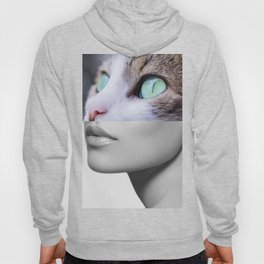Cat woman Hoody