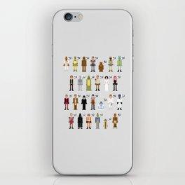 St_ar_Wars Alphabet 2 iPhone Skin
