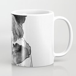 It would takes a life time to get over. Coffee Mug