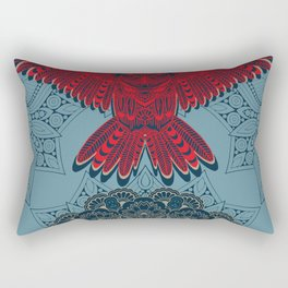 Rubino Spirit Owl Rectangular Pillow