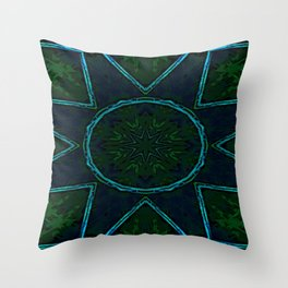 Lost Trip Throw Pillow
