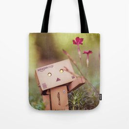 Adventures with Danbo Chan II Tote Bag