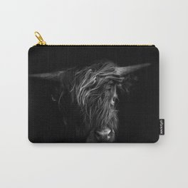 Highland Portrait Carry-All Pouch