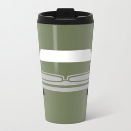 Pontiac GTO ( 1967 ) Metal Travel Mug