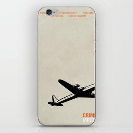 CRIMINAL MINDS - MINIMAL iPhone Skin