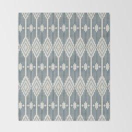 West End - Linen Throw Blanket
