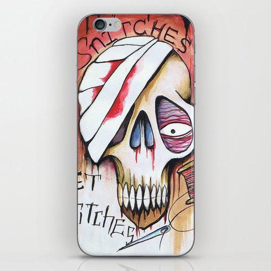 snitches iPhone & iPod Skin