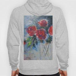 Roses in Rouge Hoody