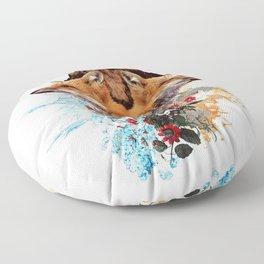 FOX II Floor Pillow