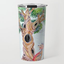 The Spirit Tree V2 Travel Mug