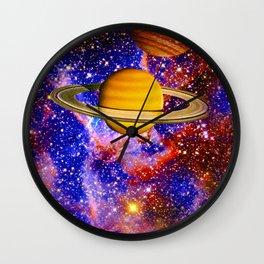 NEBULA DANCING WITH STARS Wall Clock