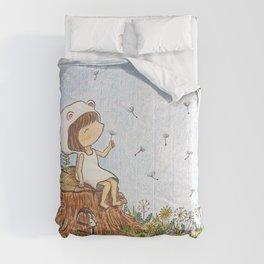 FOREST Illustration #07 Comforters