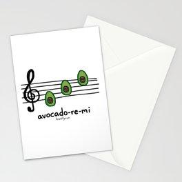 avocado-re-mi Stationery Cards
