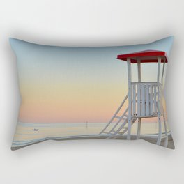 Patrol Tower Rectangular Pillow