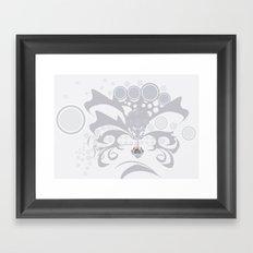 Tardis Framed Art Print