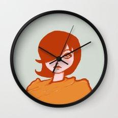 One Eye Wall Clock