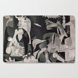 GUERNICA #1 - PABLO PICASSO Cutting Board