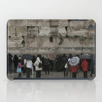 palestine iPad Cases featuring Jerusalem Palestine by Sanchez Grande