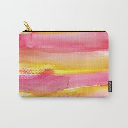 19     | 191215 | Abstract Watercolor Pattern Painting Carry-All Pouch