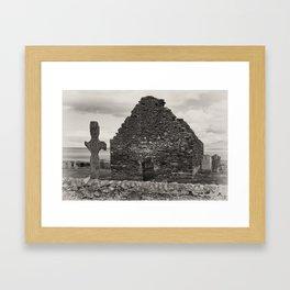 Kilnave Chapel Framed Art Print