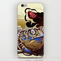 soul eater iPhone & iPod Skins featuring soul eater by takcooper