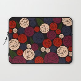 Minimal roses Laptop Sleeve