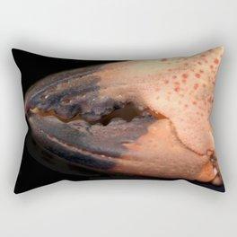 Crab Pincer Rectangular Pillow