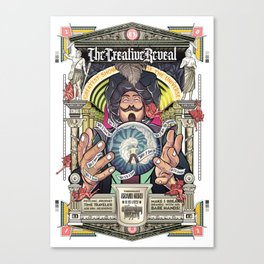 CreativeReveal - The Brand Guru (Standard Ver.) Canvas Print