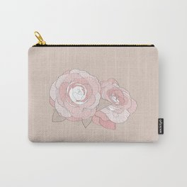 PEONIA - SAND - Sorbetedelimón Carry-All Pouch