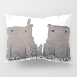 Temple of Luxor, no. 10 Pillow Sham