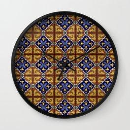 Tiles - VI Wall Clock