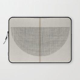 Geometric Composition III Laptop Sleeve