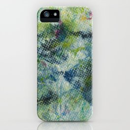 Abstract No. 452 iPhone Case