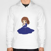 ouat Hoodies featuring OUAT - Belle by Choco-Minto