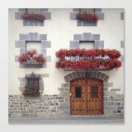 Doors of Perception 4 Canvas Print