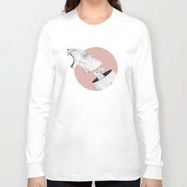 Lioness Bunny Long Sleeve T-shirt