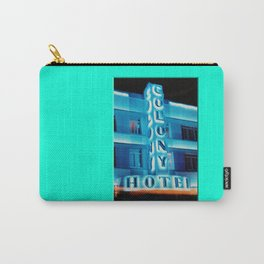 Americana - Ocean Drive - Miami Beach Carry-All Pouch