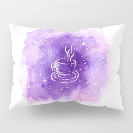 THERE'S COFFEE IN THAT NEBULA Pillow Sham