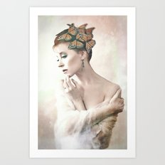 Adorned Art Print