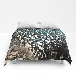 Arc Cubes Comforters