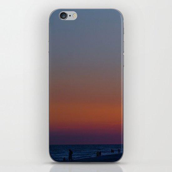 rosemary beach sunset iPhone & iPod Skin