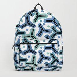 Blue Antibodies 1 Backpack