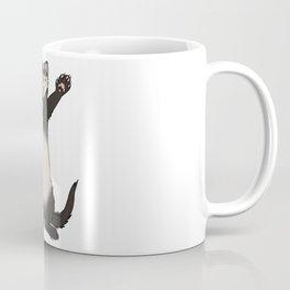 Happy Ferret Coffee Mug