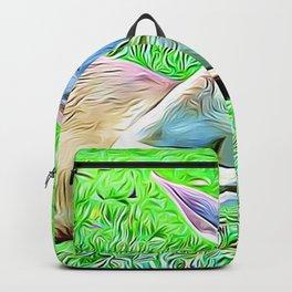 Sleepy Kangaroo Backpack