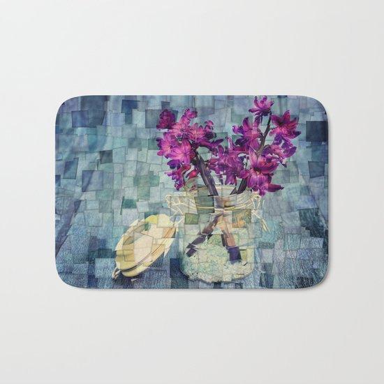 Bouquet Bath Mat