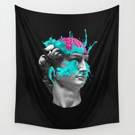 Dave Brain Wall Tapestry