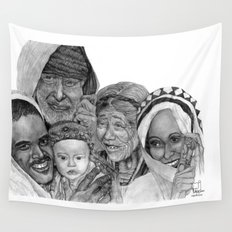 Proud Family Wall Tapestry